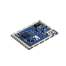 High-power FSK Wireless Transceiver Module with TI CC1101