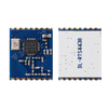 High-performance FSK Transceiver Module with Silicon Labs Si4438 Chip