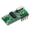 Sub-1GHz ASK Modulation RF Receiver Module DL-RXP4303