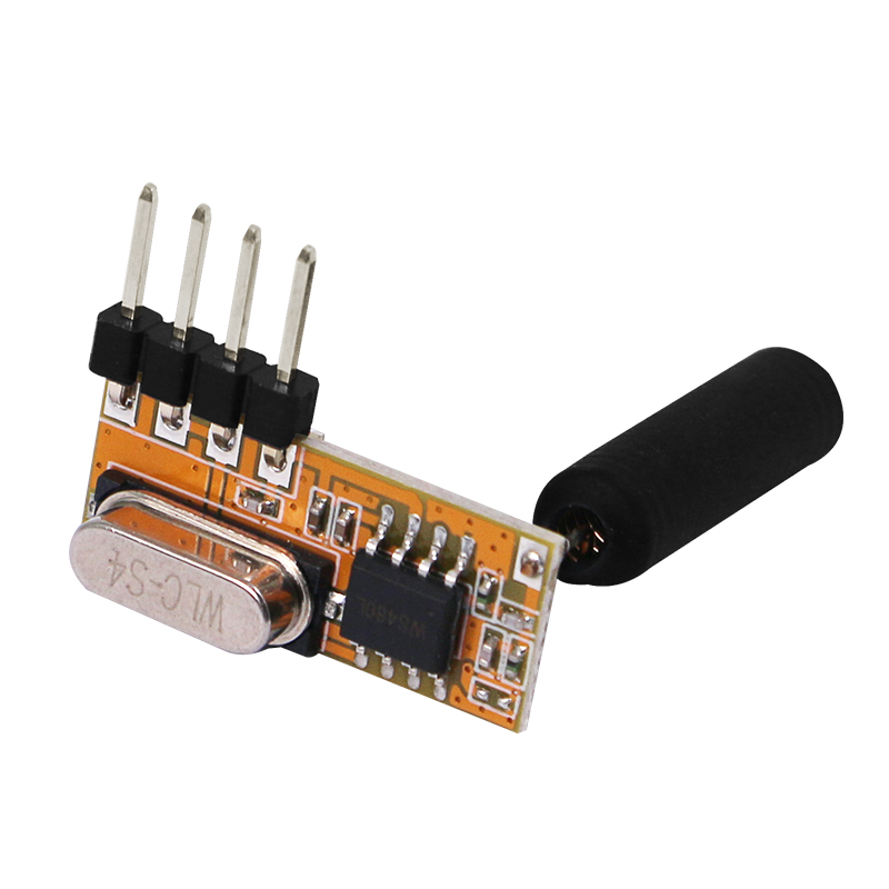 High Sensitivity Superheterodyne 433Mhz RF Receiver Module DL-LR45B